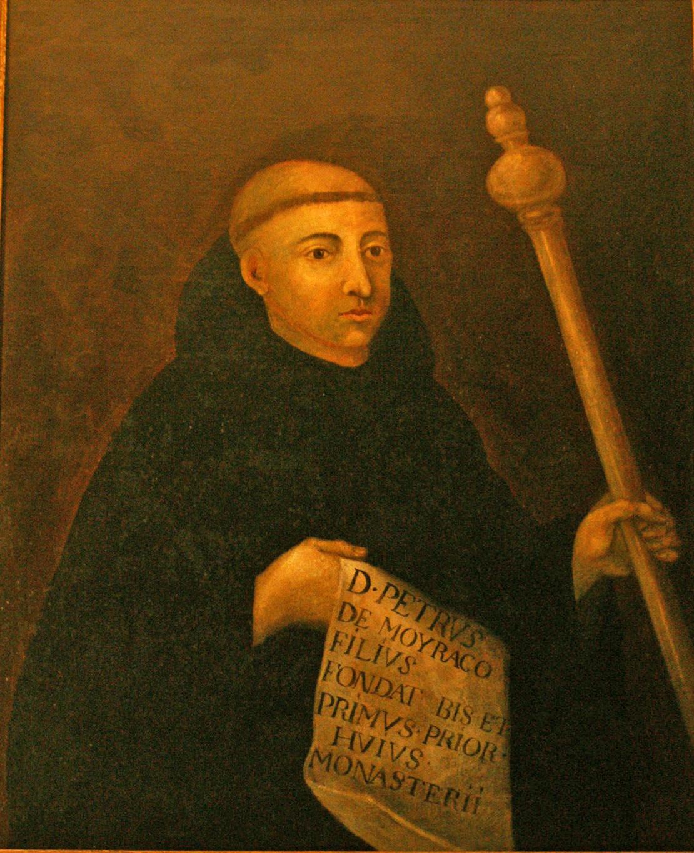 Le Prieur Pierre, peinture anonyme